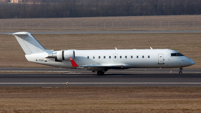 4L-TGS - Bombardier CRJ-200LR - Georgian Airways