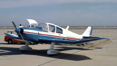 F-BMZG - Jodel DR250/160 Capitaine - Private