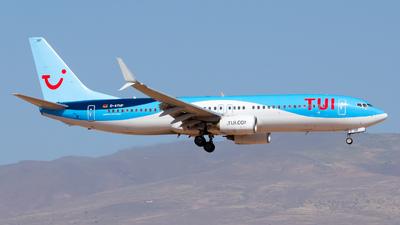D-ATUF - Boeing 737-8K5 - TUI
