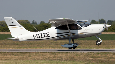 I-OZZE - Tecnam P2008JC MkII - Private
