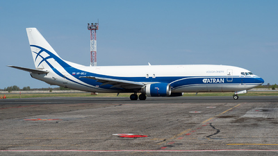 A picture of VPBCJ - Boeing 73746Q(SF) - Atran - © Andrey Neyman