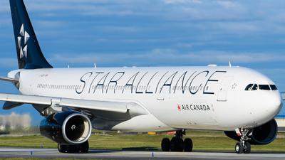 C-GEGI - Airbus A330-343 - Air Canada