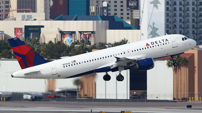 N315US - Airbus A320-211 - Delta Air Lines