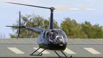 G-HALS - Robinson R44 Raven II - Private