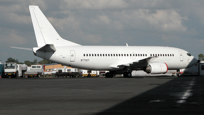 N773CT - Boeing 737-329 - Untitled