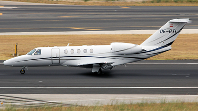 OE-GTI - Cessna 560XL Citation Excel - Private