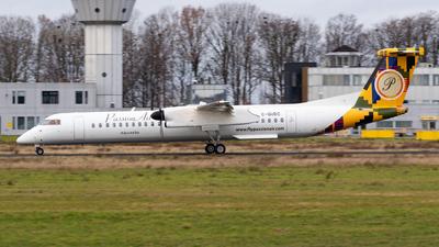 C-GUDC - Bombardier Dash 8-Q402 - PassionAir
