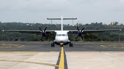 VT-IYI - ATR 72-212A(600) - IndiGo Airlines