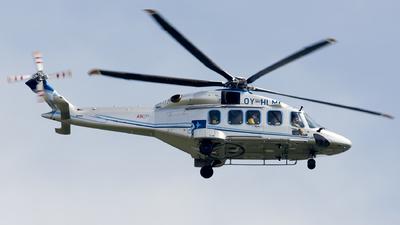 OY-HLM - Agusta-Westland AW-189 - Bel Air Helicopters