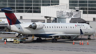 N719EV - Bombardier CRJ-701 - Delta Connection (ExpressJet Airlines)