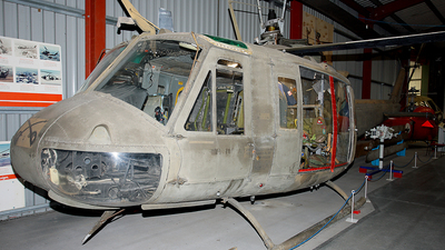 66-16579 - Bell UH-1H Iroquois - United States - US Army