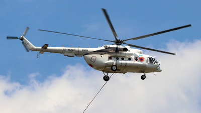 UP-MI860 - Mil Mi-8MTV-1 Hip - Burundaiavia