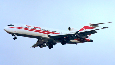 N64320 - Boeing 727-231 - Trans World Airlines (TWA)