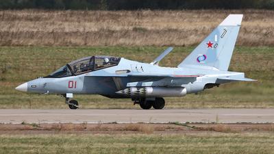 01 - Yakovlev Yak-130 - Irkut Corporation