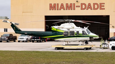N911AR - Bell 412EP - United States - Miami Dade Fire Rescue