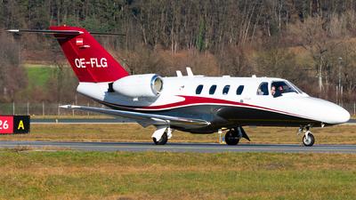 OE-FLG - Cessna 525 CitationJet 1 - Bertsch Aviation