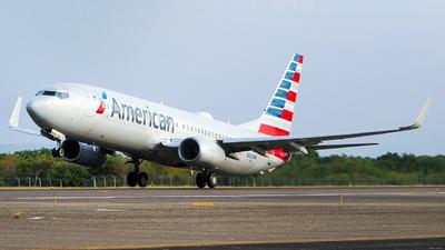 A picture of N926NN - Boeing 737823 - American Airlines - © Leonardo Muñoz Arnedo CG