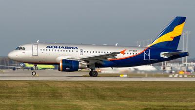 VP-BBT - Airbus A319-112 - Donavia