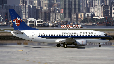 B-2911 - Boeing 737-3Y0 - China Southern Airlines