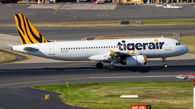VH-XUG - Airbus A320-232 - Tigerair