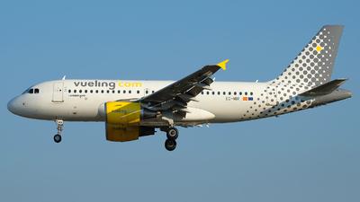 EC-MIR - Airbus A319-111 - Vueling