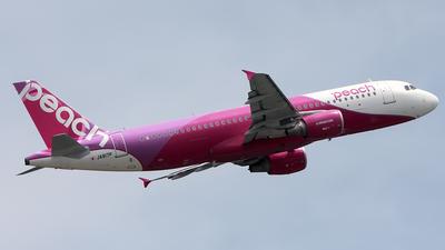 JA817P - Airbus A320-214 - Peach Aviation