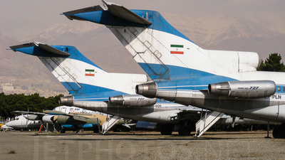 EP-PLN - Boeing 727-30 - Iran - Government