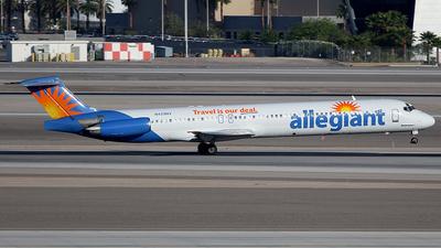 N429NV - McDonnell Douglas MD-83 - Allegiant Air