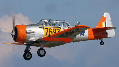 N7693Z - North American AT-6C Texan - Private