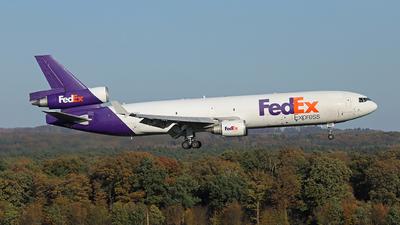 N590FE - McDonnell Douglas MD-11(F) - FedEx