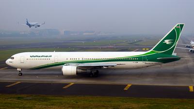 YI-AQW - Boeing 767-3P6(ER) - Iraqi Airways