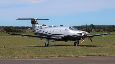 ZK-TFL - Pilatus PC-12/47E - Private