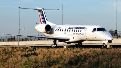 F-GRGR - Embraer ERJ-135ER - Air France (Régional Compagnie Aerienne)