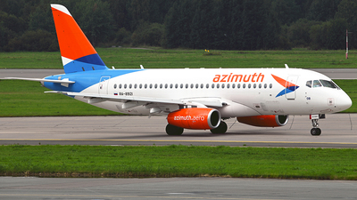 RA-89121 - Sukhoi Superjet 100-95B - Azimuth Airlines