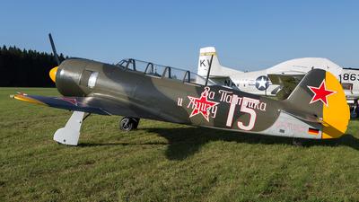 D-FYAK - Yakovlev Yak-11 Moose - Private