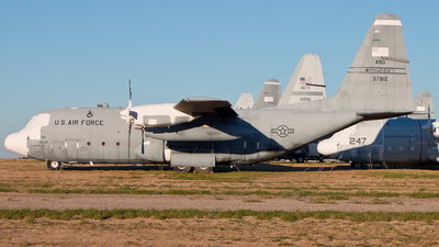 63-7812 - Lockheed C-130E Hercules - United States - US Air Force (USAF)