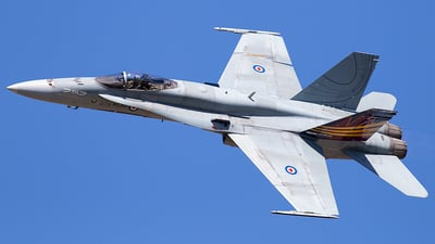 188797 - McDonnell Douglas CF-188 Hornet - Canada - Royal Canadian Air Force (RCAF)