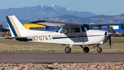 N707AT - Cessna 172N Skyhawk - Private