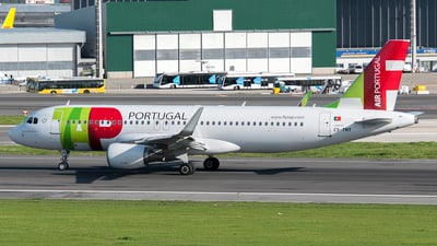 CS-TNT - Airbus A320-214 - TAP Portugal