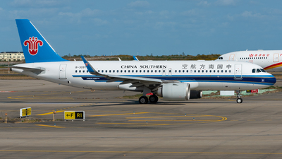 B-309Y - Airbus A320-251N - China Southern Airlines