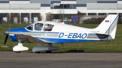 A picture of DEBAO - Centre EstDR253 Regen - [] - © EDDV_JJ