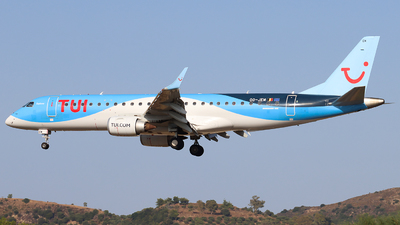 A picture of OOJEM - Embraer E190STD - TUI fly - © Joost Alexander
