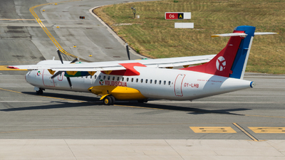 A picture of OYLHB - ATR 72202 - DAT - © Marco Macca