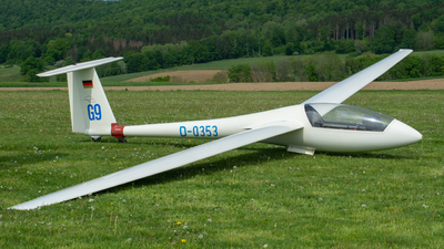 D-0353 - Rolladen Schneider LS-4 - Private