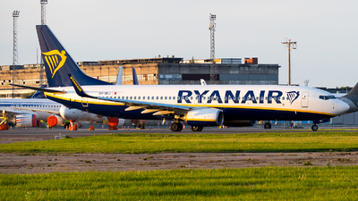 9H-QEJ - Boeing 737-8AS - Ryanair (Malta Air)