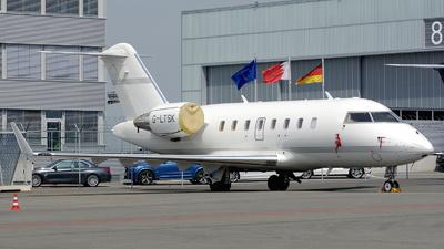 G-LTSK - Bombardier CL-600-2B16 Challenger 605 - TAG Aviation