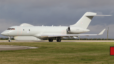 ZJ694 - Bombardier Sentinel R.1 - United Kingdom - Royal Air Force (RAF)