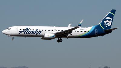 N290AK - Boeing 737-990ER - Alaska Airlines