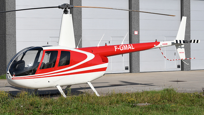 A picture of FGMAL - Robinson R44 II - [14023] - © diopere geert