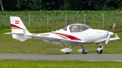 OE-ASC - Aquila A210 - Österreichischer Sportfliegerclub Salzburg